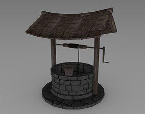 3D asset Water Well