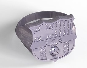 3D print model Barcelona Ring