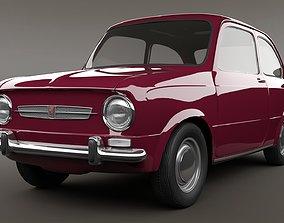 Fiat 850 3D
