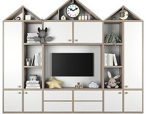 3D model Kids Furniture Composition 73