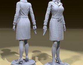 3D printable model Ada Wong