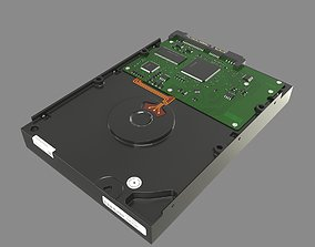 Hard Disk Serial ATA 3D