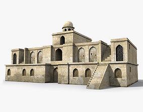 Arab x21 3D asset