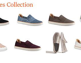 3D Shoes Collection
