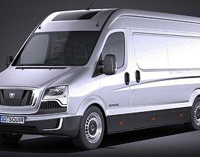 Generic Big Van 2016 3D