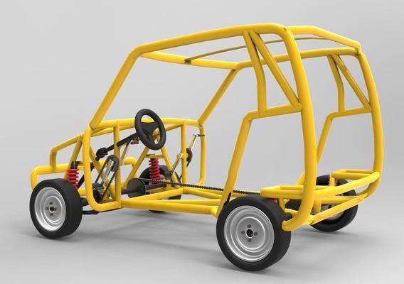 The 'Pico' human-powered car concept...!