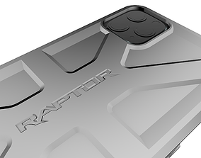 iPhone 11 Pro Max Case Raptor 3D printable model