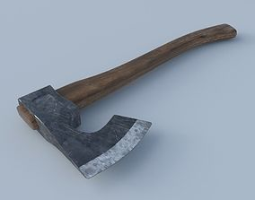 3D model Waraxe