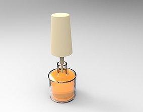 Nail polish 3D