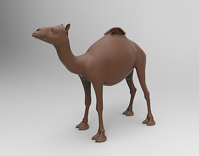 zoo 3D printable model camel