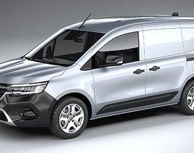 Renault Kangoo Van 2021 3D
