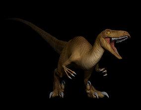 3D model Velociraptor Sculpt