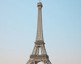 3D The Eiffel Tower