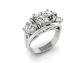 3D print model Ring 119 easy