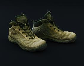 3D Boots - short - worn