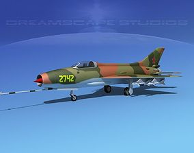 MIG-21 Fishbed V06 3D