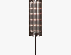 3D Wired designs cpowell aria floor lamp