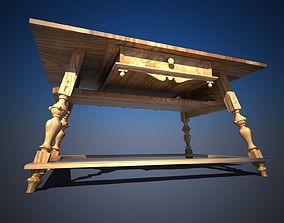 3D country table