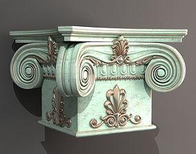 3D printable model Capital architecture