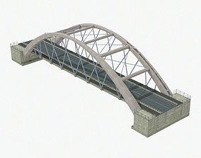 Bridge 01 3D asset