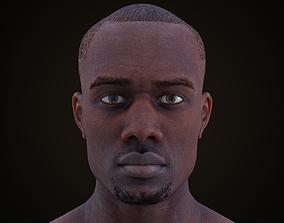 3D asset Cinematic Male 002