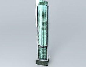 3D model Empire Square