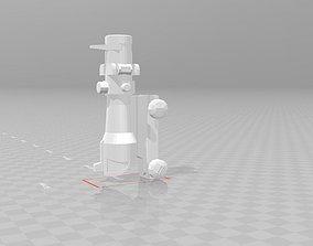 3D model acog sight