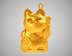 Lucky Cat 3D printable model