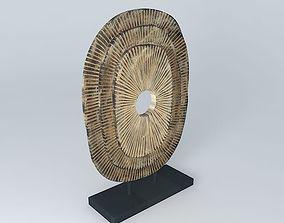 3D Metal sculpture
