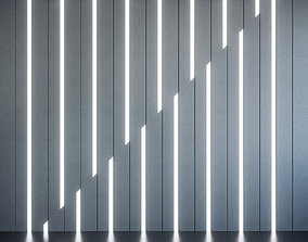 Wall Panel Set 99 3D