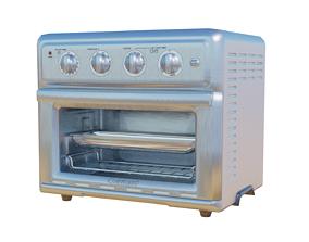 Cuisinart Air Fryer Toaster Oven 3D asset