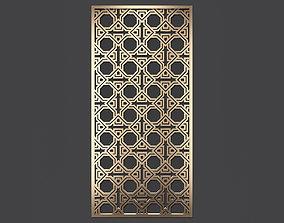 Decorative panel 328 3D