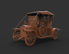 3D printable model opel coupe 1909