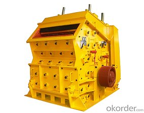 3D model PF-1214 IMPACT CRUSHER COMPLETE DRAWING