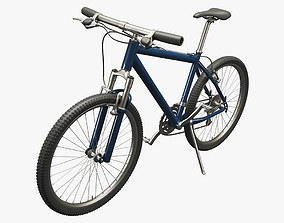 3D Mountain Bike 01