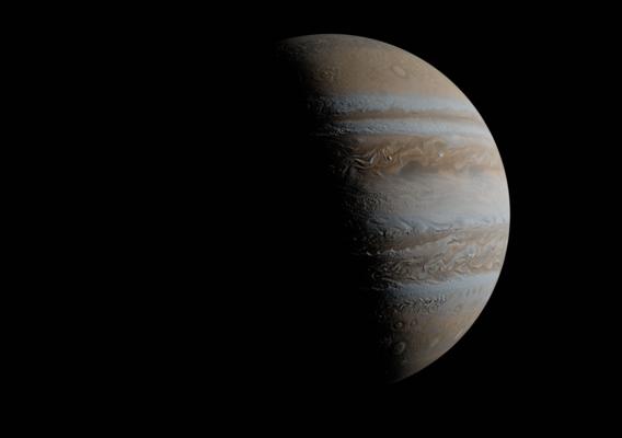 Realistic Jupiter