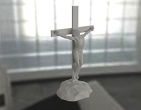 Jesus 3D model religion