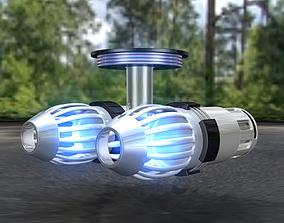 Plasma Chaingun 3D