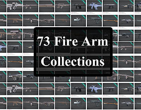 3D model 73 firearms collections
