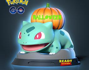 3D print model Bulbasaur - Pokemon Fanart