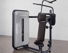 3D Gym equipment 06 am169