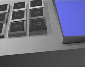 realtime Pin-Treasor-box 3D-Model with display