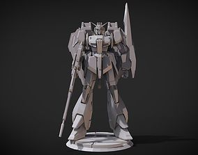 3D print model Zeta Gundam