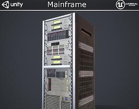 3D asset VR / AR ready Mainframe