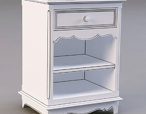 country corner PBCH nightstand 3D