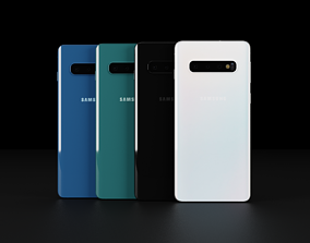Samsung Galaxy S10 Model In All Official Colors