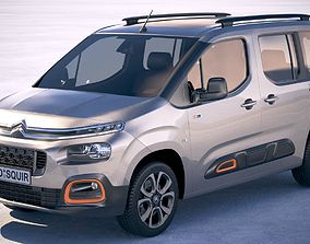Citroen Berlingo 2019 3D
