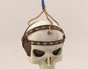 3D model Skull Bomb Variant 2 skull