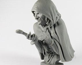 3D print model BABA YAGA