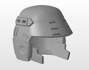 3D print model Starship Troopers Mobile Infantry MI